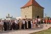 Unveiling of the Monument to Outstanding Commander Alexander Suvorov Takes Place in Bendery Fortress