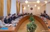 Глава МИД ПМР провел встречу с делегацией представителей  стран-гарантов, посредников и наблюдателей в Постоянном совещании  по политическим вопросам в рамках переговорного процесса  по приднестровскому урегулированию