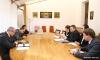 В МИД ПМР состоялась встреча с делегацией общества «Чорнобиль-Допомога»