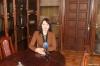 Нина Штански ответила на вопросы одесского телеканала «Академия»