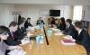 Нина Штански и Евгений Карпов обсудили актуальные вопросы переговорного процесса