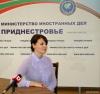 Нина Штански ответила на вопросы корреспондентов Первого Приднестровского телеканала