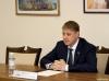 Нина Штански встретилась с руководителем АНО «Евразийская интеграция» Александром Аргуновым