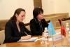 О встрече главы МИД ПМР с делегацией Постоянного представителя ПРООН  в Молдове