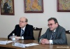 Nina Shtansky Met Sergey Gubarev and Vitaliy Tryapitsyn