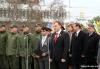 Руководство МИД ПМР приняло участие в торжествах, посвященных 70-летию со Дня освобождения Тирасполя от немецко-фашистских захватчиков и румынских оккупантов