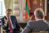 Президент Приднестровья дал интервью телеканалу «BBC»
