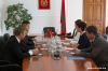 Meeting with a delegation from the Liberal Democratic Party of Belarus took place in the Government