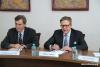 В МИД состоялась встреча с европейской делегацией