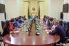 Президент Приднестровья провел встречу с выпускниками программ Фонда им. А.М. Горчакова