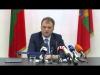 Пресс-конференция Президента ПМР и внешнеполитическая тема